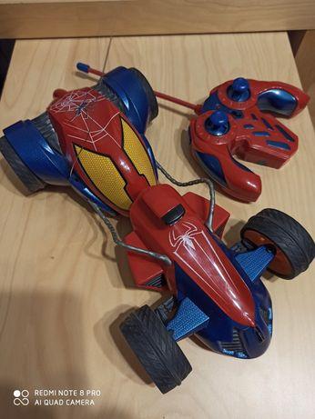 Wyścigówka Spider-Man sterowany