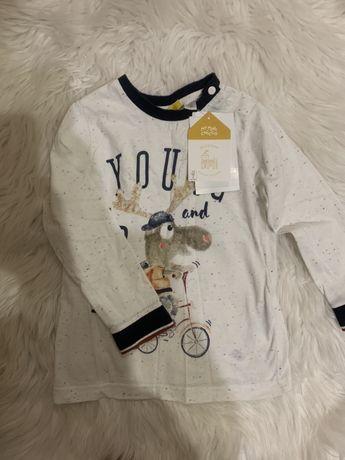 Реглан, кофта, футболка с длинным рукавом Chicco. Рост 98 см, 3 года.