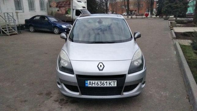 Renault Scenik III