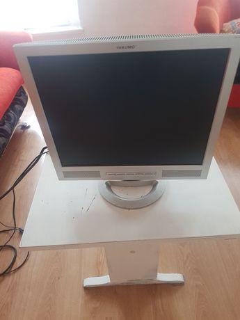 Sprzedam używany monitor w bardzo dobrym stanie