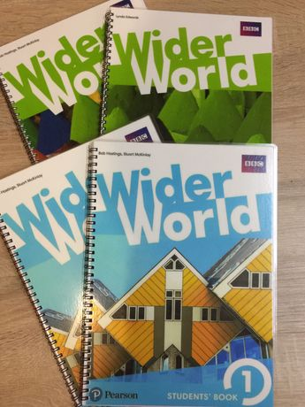 Wider world 1,2,3,4