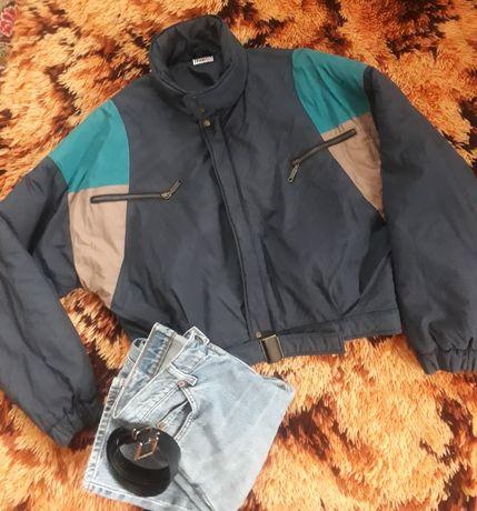 Куртка-пуховик оверсайз женский