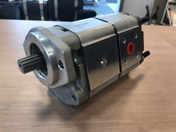 Pompa hydrauliczna SCHAEFF YANMAR PARKER oryginał faktura VAT