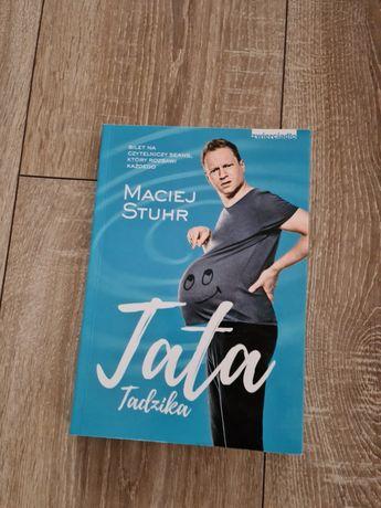 Książka 'Tata Tadzika '