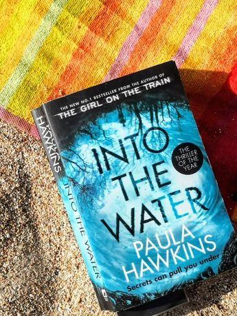"""Into the Water"" Paula Hawkins, ""В тихом омуте"" Пола Хокинс"