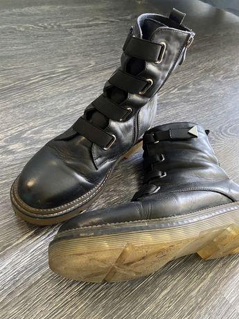 Зимние ботинки сапоги 26,5 см
