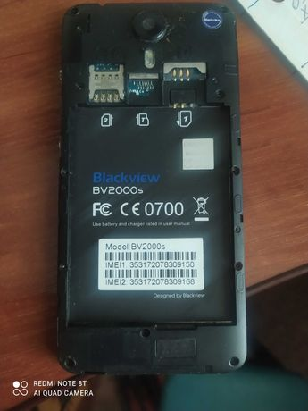 Blackview  BV2000s | E 7