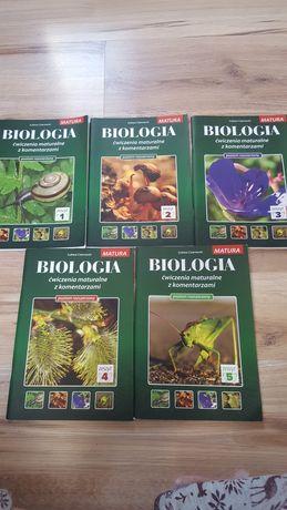 Zbiory zadań maturalnych z biologii