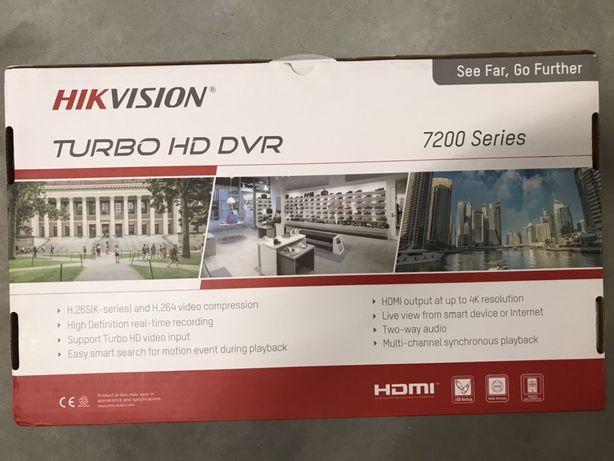 20Rejestrator cctv HikVision TurboHD 4-kanalowy