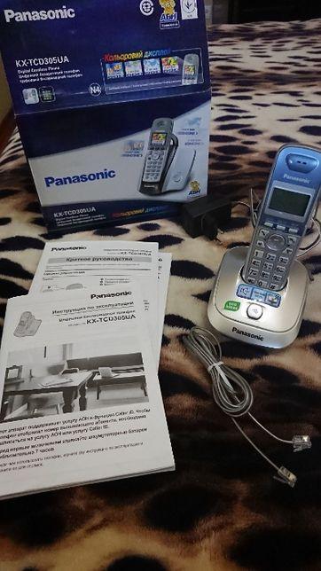 Продам радиотелефон Panasonic KX-TCD305UA