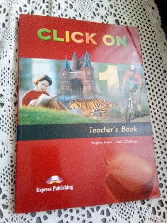 Click On 1 - Teacher's Book