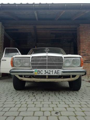 Mersedes Benz 123 обмін