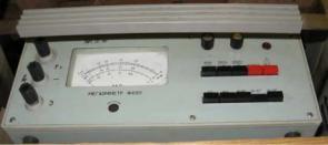 Электронный мегаомметр Ф4101