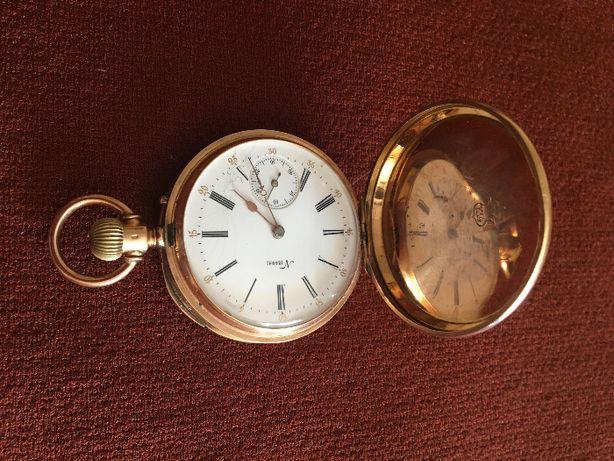 Pateck Geneve N124941 - zabytkowy zegarek kieszonkowy