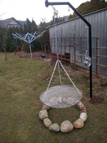 grill ogrodowy- żuraw- 870