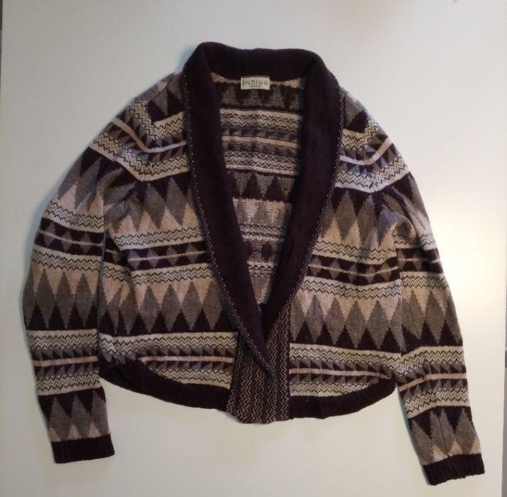 Sweterek w azteckie wzory Komorowo - image 1