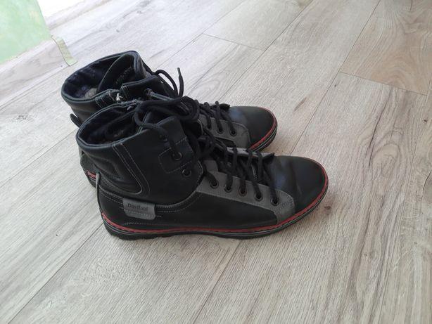 Зимние ботинки Davilani