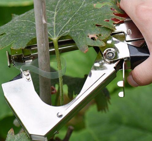 Степлер для подвязки растений усиленный TAPETOOL
