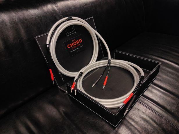 Chord ClearWay X + splitery kable głośnikowe konfekcja TransAudio HiFi
