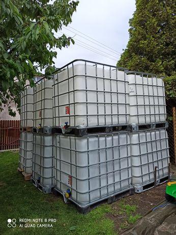 Baniaki 1000l mauser zbiorniki