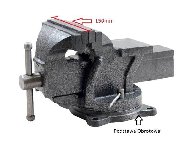 Imadło Ślusarskie 150mm Obrotowe
