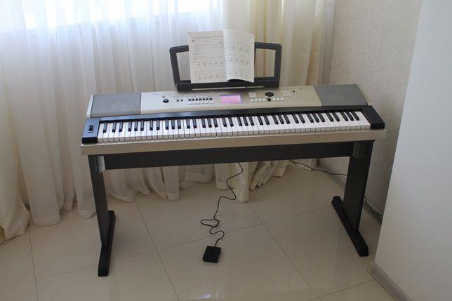 Электронное пианино Yamaha YPG-535, синтезатор новый