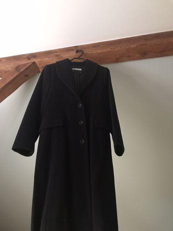 Płaszcz wełniany nowy r 38