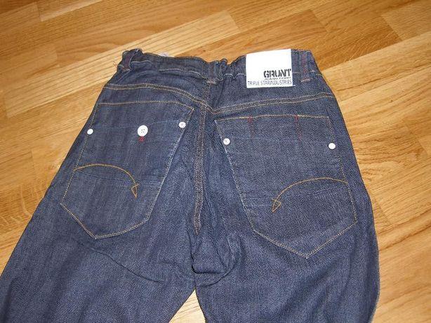 """Продам фирменные джинсы """"Grunt"""" на мальчика 12-13 лет"""