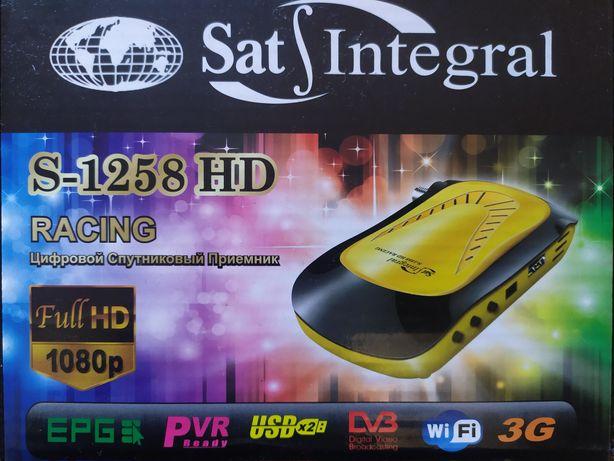 Цифровий тюнер s-1258 HD