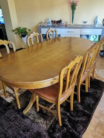 Mesa Sala de jantar com 6 cadeiras