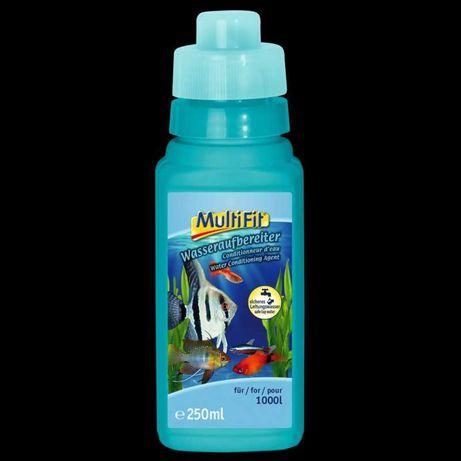 MultiFit Uzdatniacz wody do akwariów 250 ml