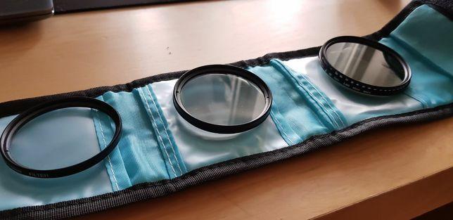 Набор светофильтров 58 мм (nd, cpl, uv)