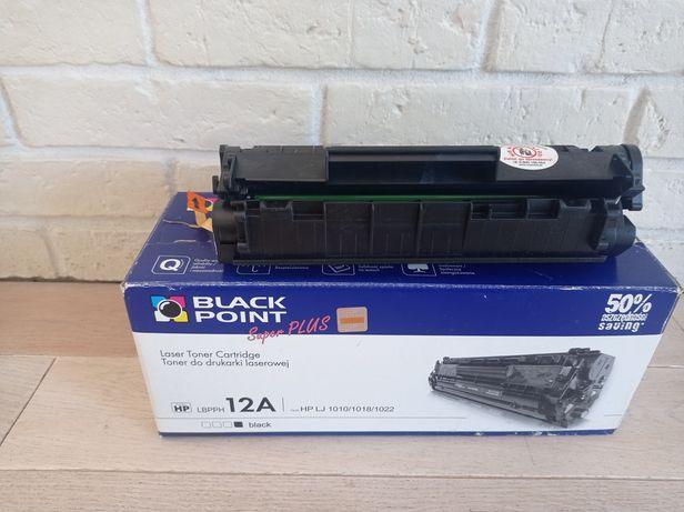 Toner czarny LBPPH 12A Black Point do HP LJ 1010/1018/1022