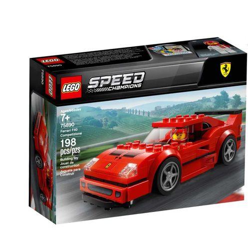 LEGO Speed Champions 75890 Ferrari F40 Competizione 15€