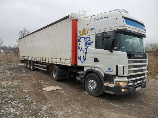 Продам Scania 144L 460