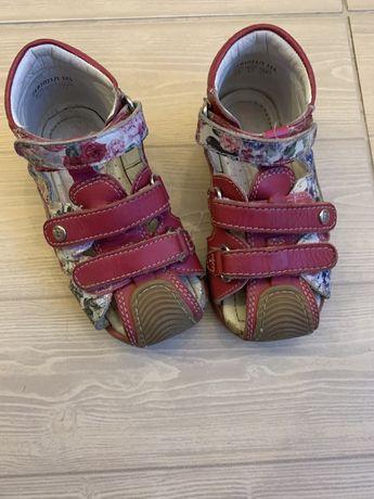 Sandały zabudowane BARTEK rozmiar 24