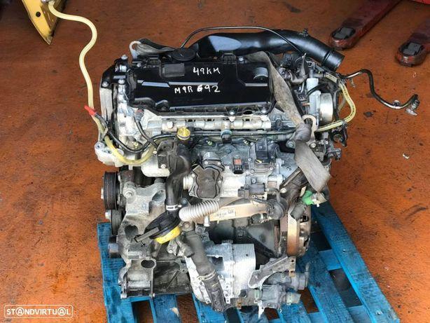 Motor Renault Trafic / Opel Vivaro 2.0 Dci Ref. M9R692 / M9R630