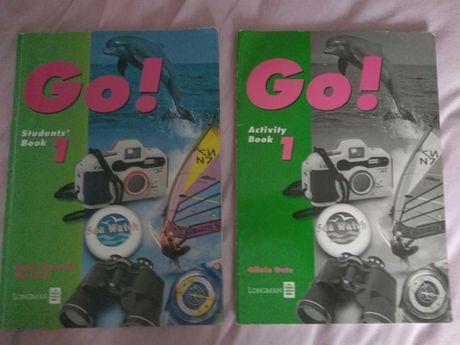 Go! Student' s book + activity book. Longman