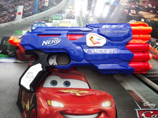 Nerf dual-strike Hasbro