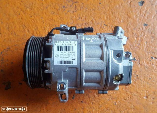 Compressor AC Renault Trafic III/Opel Vivaro/Fiat talento 1.6 Dci Novo