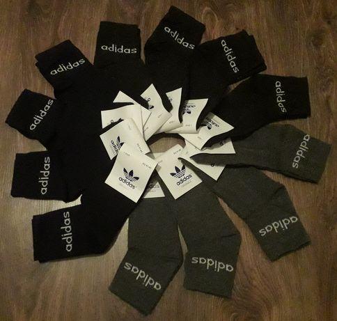 Мужские носки Adidas и Reebok