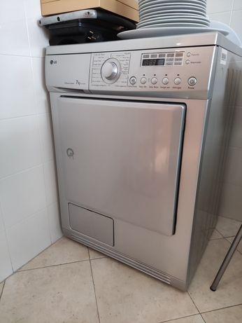 Máquina de secar LG