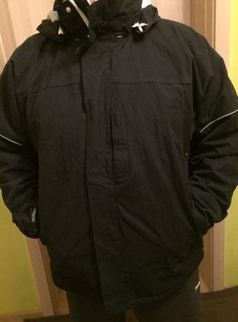 Czarna kurtka Slazenger XL nowa