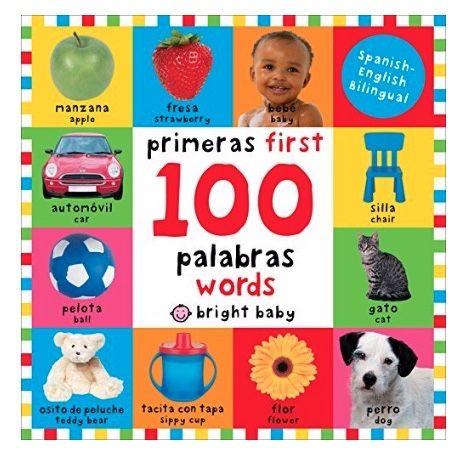 Книга испанского для малышей