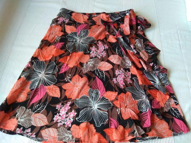 Letnia bawełniana spódnica roz M/L