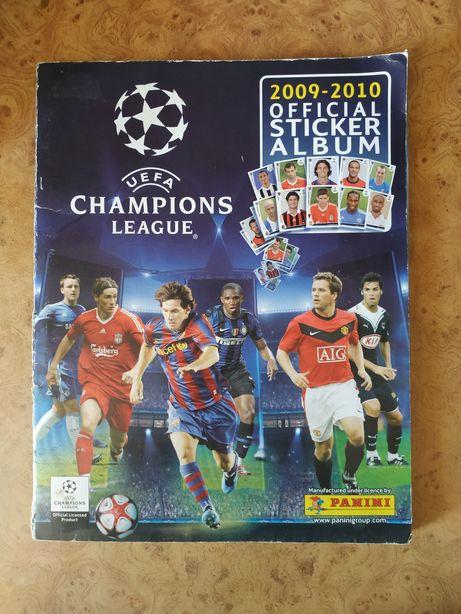 Футбольный журнал Лиги Чемпионов сезона 2009-2010