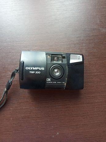 Фотоапарат на запчастини