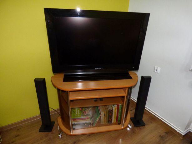 Stolik narożnikowy pod telewizor