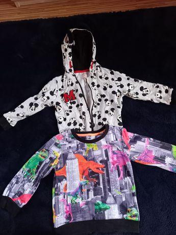 Bluzy dla chłopca 98
