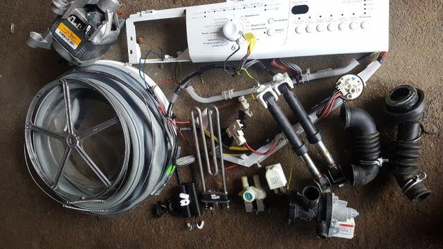 Programator i wszyskie części do pralki Whirlpool